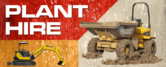 Gortlee Plant & Tool Hire Letterkenny - Plant Hire